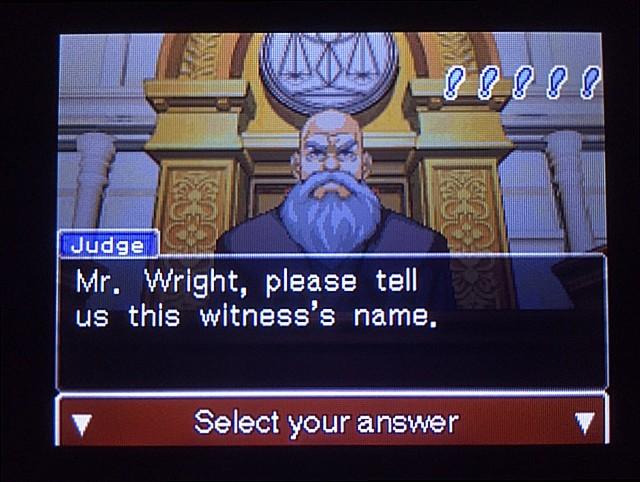 逆転裁判 北米版 管理人の本当の名前11