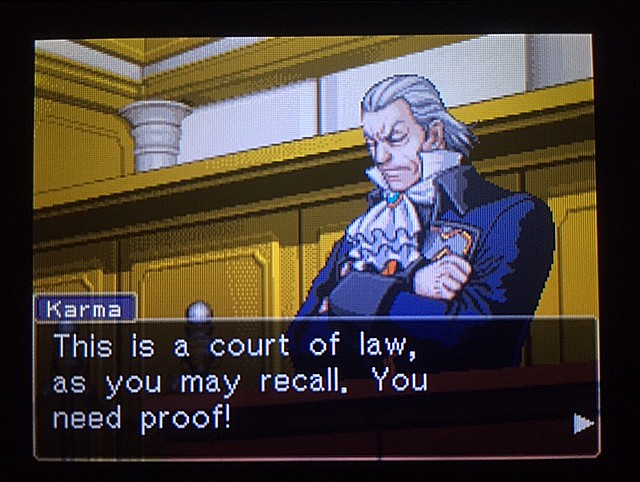 逆転裁判 北米版 管理人の本当の名前25