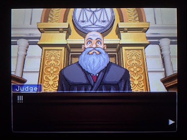 逆転裁判 北米版 オウムのポリーの証言と反対尋問23
