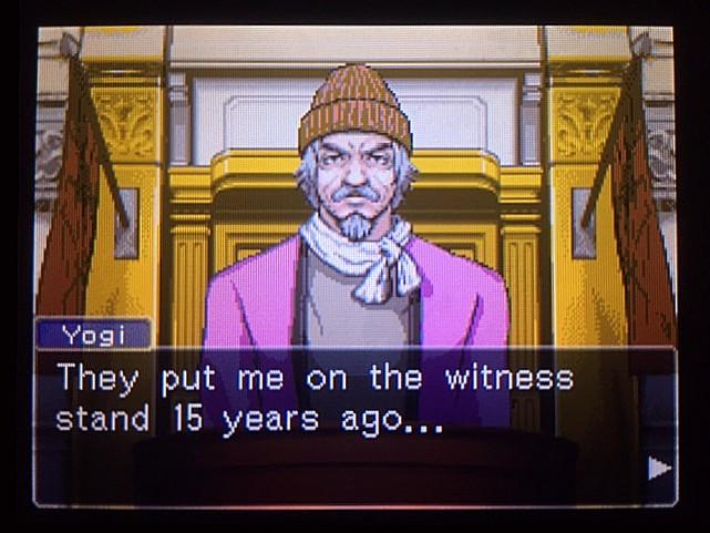 逆転裁判 北米版 15年演じ続けた男19