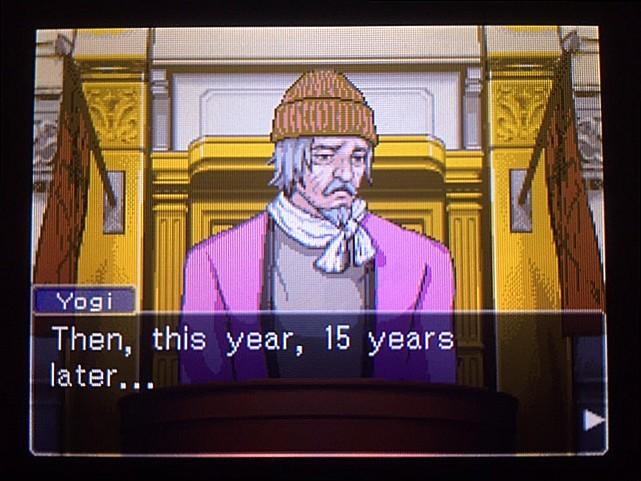 逆転裁判 北米版 15年演じ続けた男24
