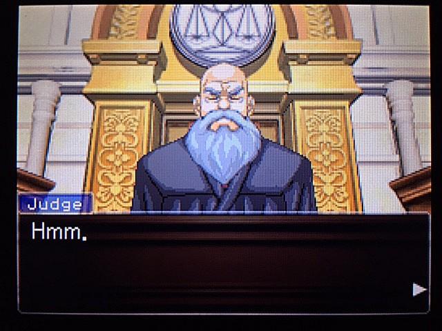 逆転裁判 北米版 エッジワースへの無罪判決!だが…5