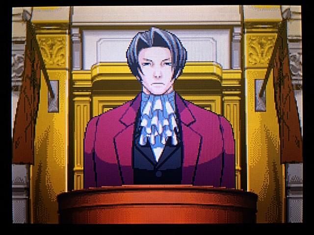 逆転裁判 北米版 エッジワースへの無罪判決!だが…7