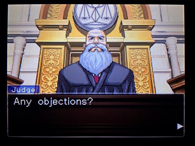 逆転裁判 北米版 エッジワースへの無罪判決!だが…10