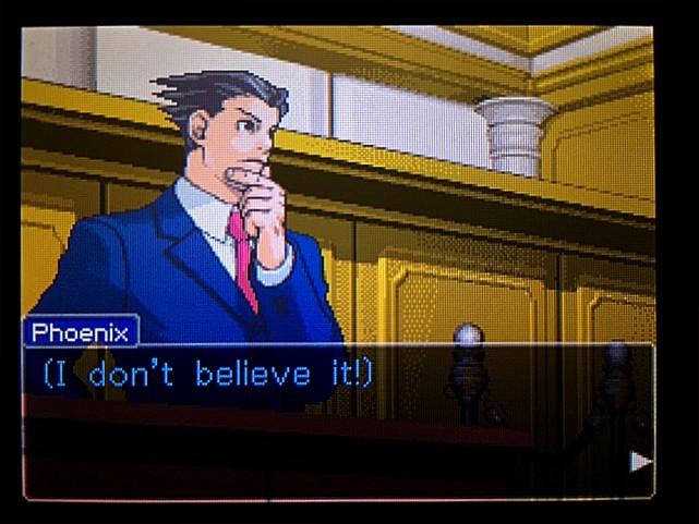 逆転裁判 北米版 エッジワースへの無罪判決!だが…14