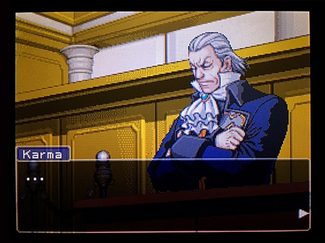 逆転裁判 北米版 エッジワースへの無罪判決!だが…13