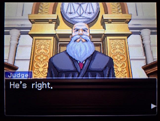 逆転裁判 北米版 エッジワースへの無罪判決!だが…40