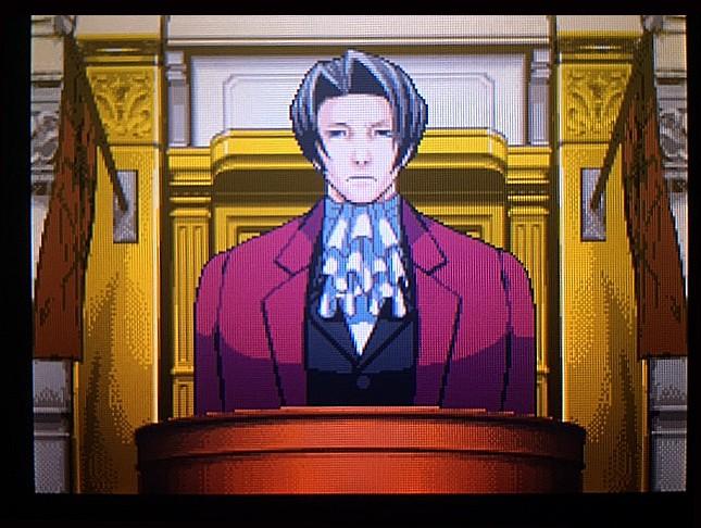 逆転裁判 北米版 DL-6法廷、開廷10