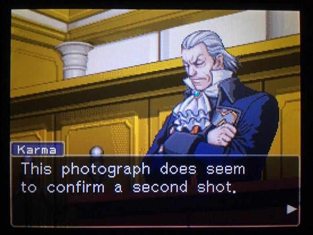 逆転裁判 北米版 DL-6の銃声21