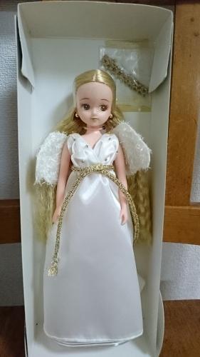 天使のリカちゃん箱入り