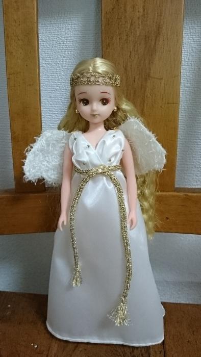 天使のリカちゃん箱出し