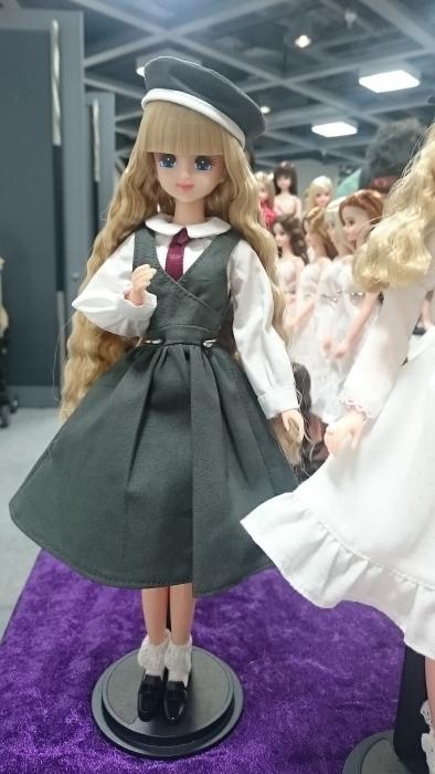 LC神戸エクセリーナオーバースカート