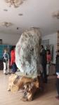 ホータン博物館:ひすい輝石の岩塊