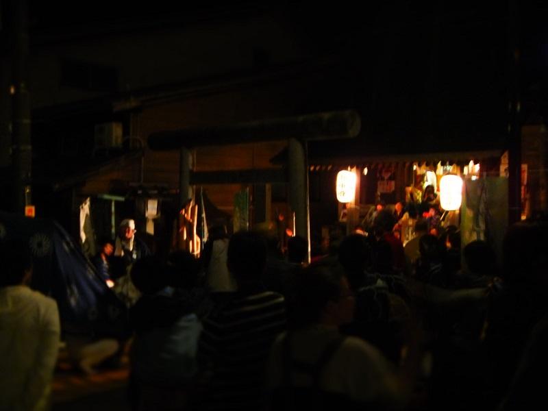 2015竹灯籠 おたやさま