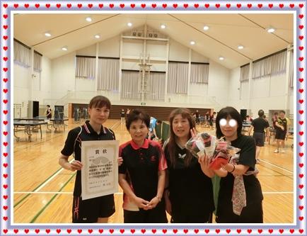 市民体育祭(郡家女子)