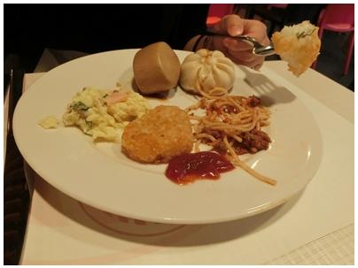 シーザーパークタイヘイ(朝食)2