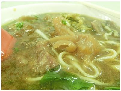 呉家牛肉麺9