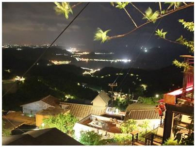 基隆港夜景2