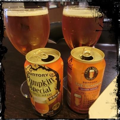 ハロウィンパーティ3(ビール)