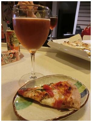 ハロウィンパーティ5(piza)