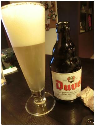 ベルギービール デュエル1