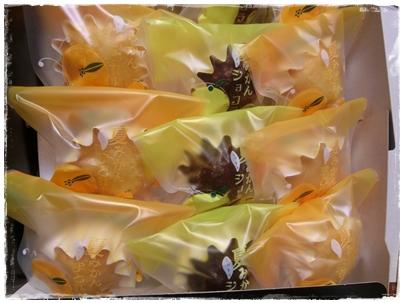 夏蜜柑マドレーヌと夏蜜柑ショコラ2