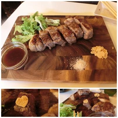 琉球島和牛サーロインステーキ