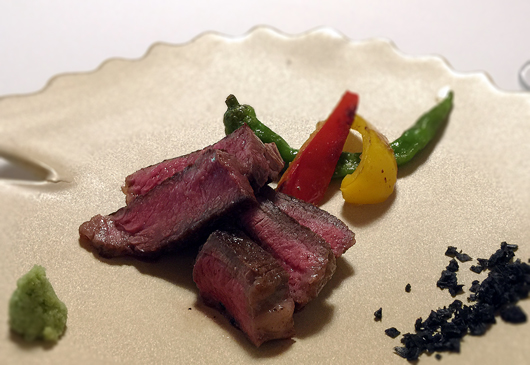 神戸牛のイチボ