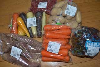 格安野菜たくさん