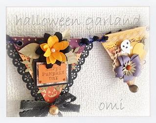 halloween garland 2s