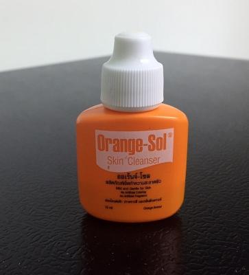 Orange sol