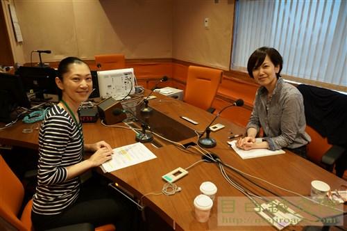 マイあさラジオ からだのキモチ 10月収録2015