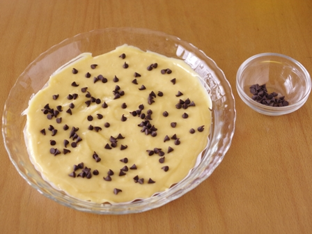 ホットケーキミックスで超簡単チョコっとレンジ蒸しパン04