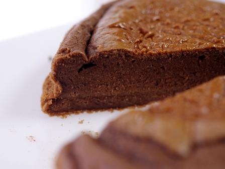 ホットケーキミックスで簡単チョコレートケーキ05