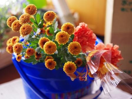 花と料理で楽しむハッピーハロウィン02