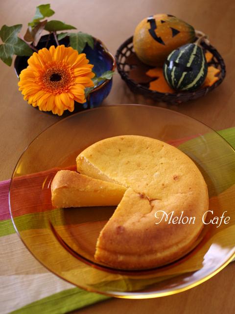 簡単しっとり焼きヨーグルトチーズケーキ