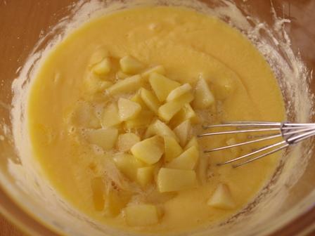 りんごの紅茶パウンドケーキ02