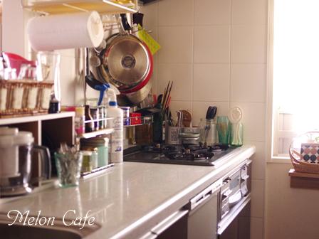 めろんカフェのリビング写真06