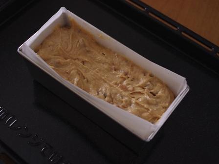 シュトーレン風パウンドケーキ07