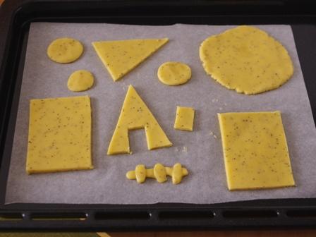 ヘクセンハウスお菓子の家紅茶のクッキーバージョン201505