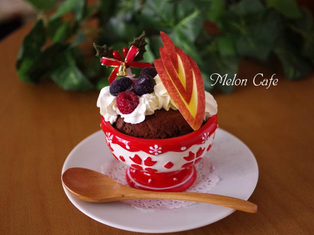 ガナッシュケーキのフルーツデコカップ05