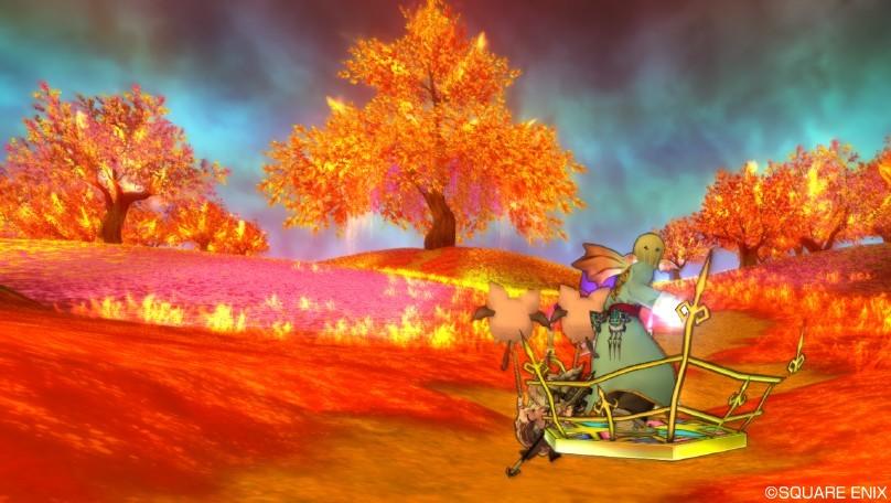 炎樹の丘1