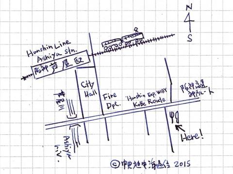 ジッジ地図 Giggi地図