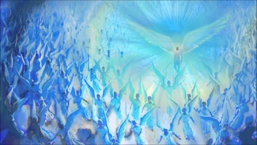 44大天使たちのイニシエーション
