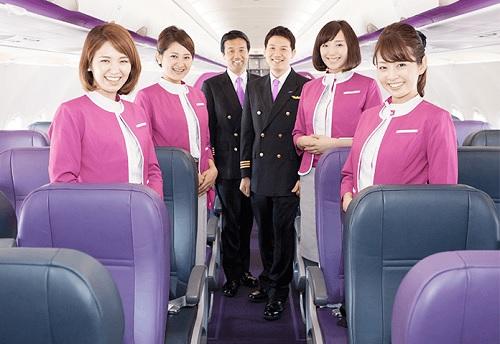 ピーチ航空羽田-仁川新規就航