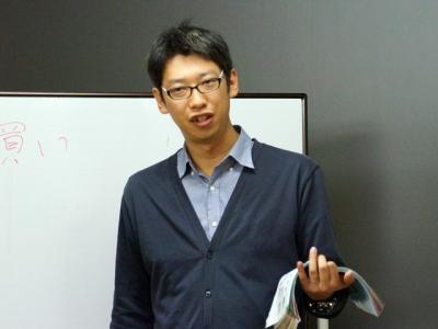 篠原指導員・学科教習デビュー