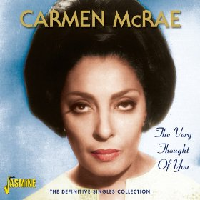 Carmen McRae(Namely You)