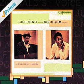 Ella Fitzgerald(Prelude to a Kiss)