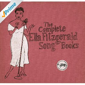 Ella Fitzgerald(I Let a Song Go Out of My Heart)