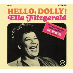 Ella Fitzgerald(The Thrill Is Gone)